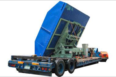 ロケット運搬装置