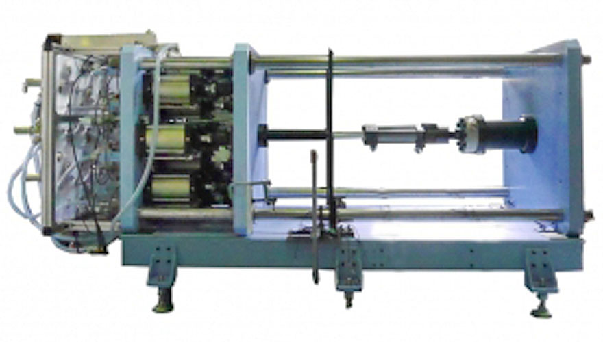 大型アクチュエータ用定常負荷装置