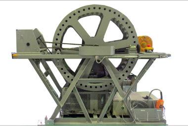 RVSM試験航空機用巻取り装置